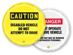 Steering Wheel Lockout Covers