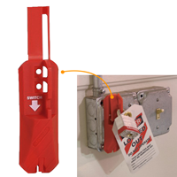 STOPOUT Universal Blockout Wall Switch Lockout