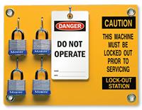 Individual Lockout Station Kit