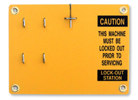 Individual Lockout Station Only