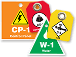 Energy Source Tags and Labels