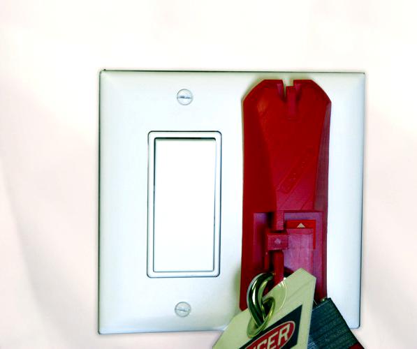 Circuit Breaker And Switch Lockouts - Single & Multi-Pole Breaker