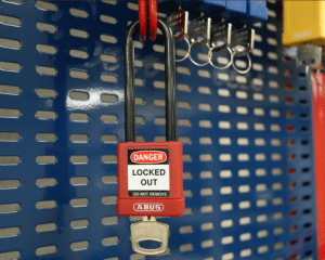 ABUS Padlocks & Lockout Devices