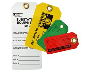 Custom Plastic Tag Quoter