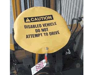 Lockout Steering Wheel Covers