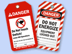 ANSI Danger Header Guidelines