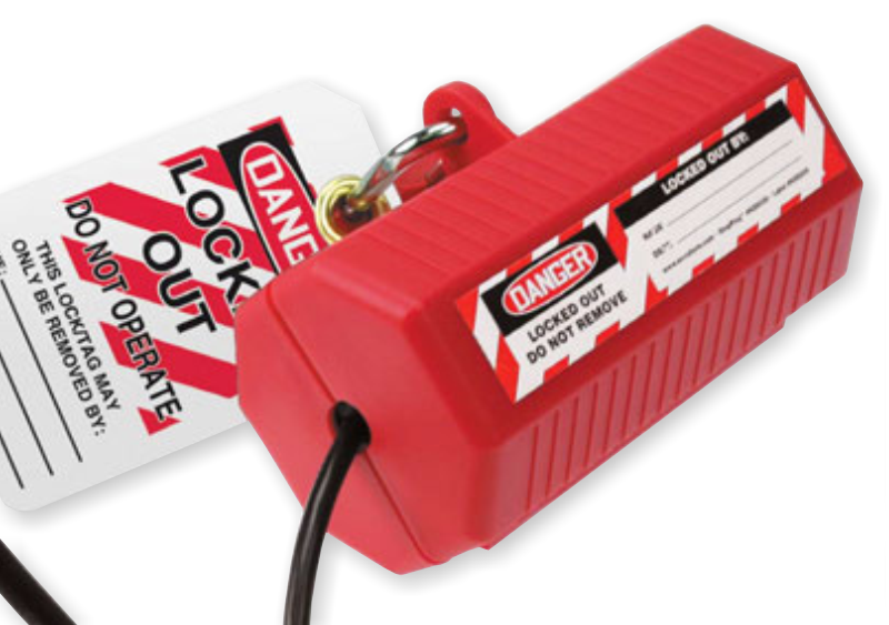 Stopout Lockout Devices