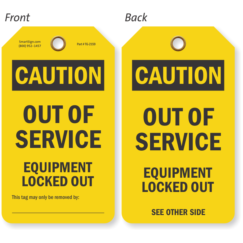 why lockout tagout matters