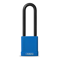 ABUS 74M/40HB75 Brass Safety Padlock
