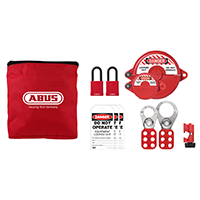 Large Pouch Lockout Kit
