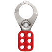 Lockout Hasp with Interlocking Tabs - 1