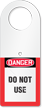 Danger Status Tag Holder