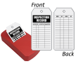 Inspection Record Two-Sided Refill QuickTags™ Dispenser