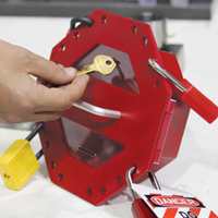 STOPOUT Look 'n Stop Portable Lock Box