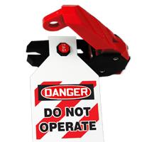 STOPOUT 120/240 Single Pole Circuit Breaker Lockout