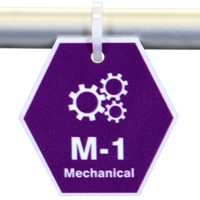Mechanical Energy Source Identification Tags