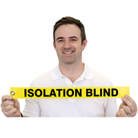 Isolation Blind Tag