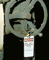 Pneumatic Lockout Tags