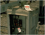 Lockout / Tagout Procedure